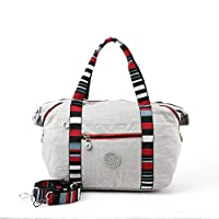 MINDESA Satchel for Women-White
