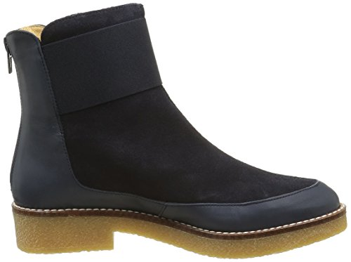 Shoe the Bear Alma, Bottes Classiques Femme Bleu (Navy)
