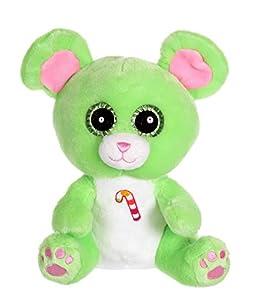 Gipsy Candy Pets ratón Peluche, 70869, Verde, 25cm
