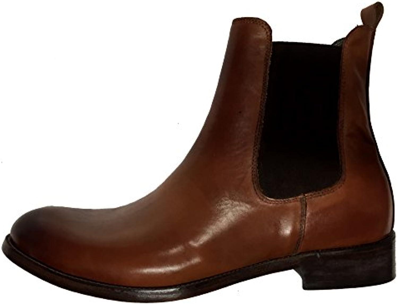 Garofalo Gianbattista Herren Chelsea Boots  Billig und erschwinglich Im Verkauf