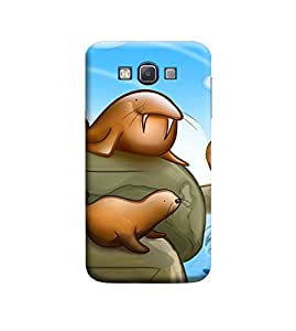Ebby Premium 3d Desinger Printed Back Case Cover For Samsung A7 (Premium Desinger Case)