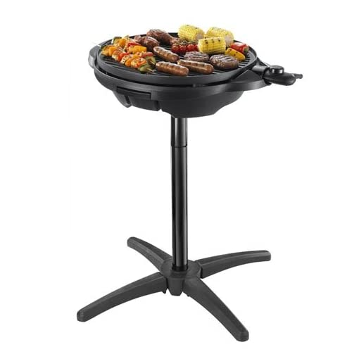 George-Foreman-Indoor-and-Outdoor-Grill-22460-Black