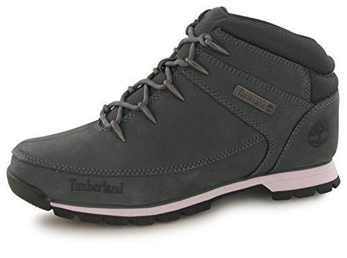 Timberland Euro Sprint Mid Hiker Dark Grey Nubuck CA1WFI, Boots