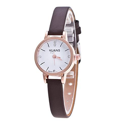 Jia Meng Minimalistische Mode Frau Feines Armband Uhr Reise Souvenir Geburtstagsgeschenke -