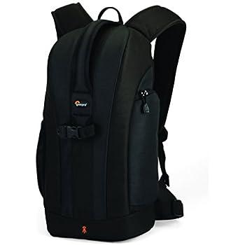 Lowepro Flipside 200 SLR-Kamerarucksack (für SLR mit 80-200-mm-Objektiv und bis zu 3 zusätzliche Objektive) schwarz