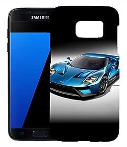 FCS® Printed Designer Hard Back Case For Samsung Galaxy S7