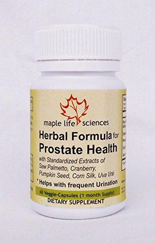 Prostata-Komplex, Extrakte aus Sägepalme, Kürbiskernen, Cranberry u.a, 60 Kaps.