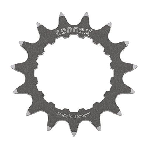 Unbekannt Connex Ritzel // Kettenblatt für Bosch E-Bike Motor 14 Zähne - für Bosch E-Bikemotor...