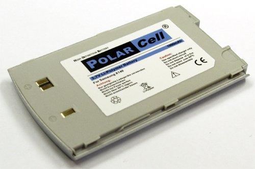 Li-Polymer Akku 1000mAh silber Samsung SGH-X140