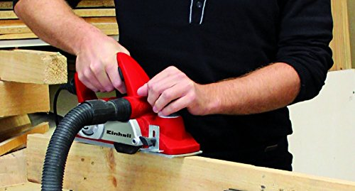 Einhell TE-PL-850 - Electric Planer with 3mm Max Cut and Dust Bag