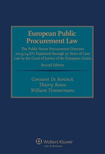 european-public-procurement-law-the-public-sector-procurement-directive-2014-24-eu-explained-through