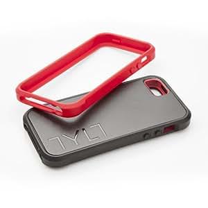 Tylt Bumpr Coque pour iPhone 5/5s Rouge