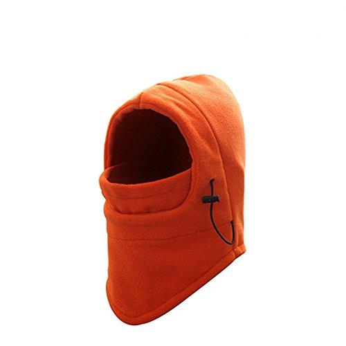 Z-P Unisex Outdoor Sports Warm Windproof Masks Cold-proof Earflaps Neckerchief Hat Cap Headwear