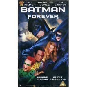 Batman Forever [VHS] [Import allemand]