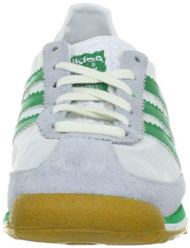 adidas Originals SL 72 V22915 Herren Sneaker Weiss (WHITE / FAIRWAY / CLEAR GREY S12)