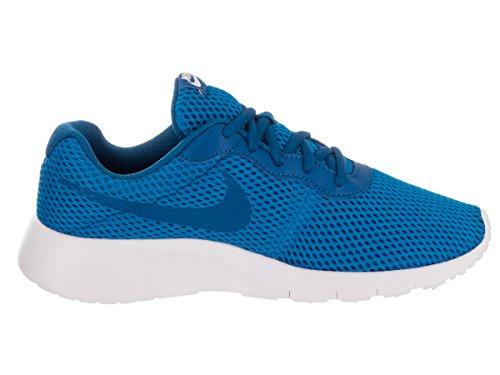 Nike Unisex-Kinder Tanjun Br Gs Turnschuhe Blau