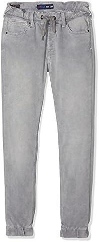 Pepe Jeans Sprinter, Jeans Garçon, Gris (Denim), FR: 14 ans (Taille Fabricant: 14)