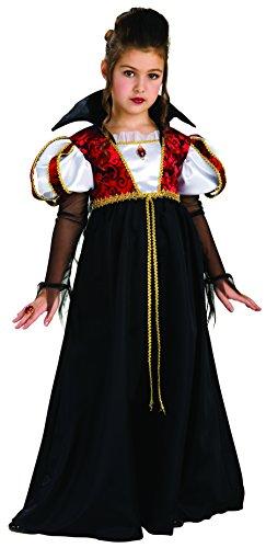 Imagen de rubbies  disfraz de vampiro para niña, talla s 883916s