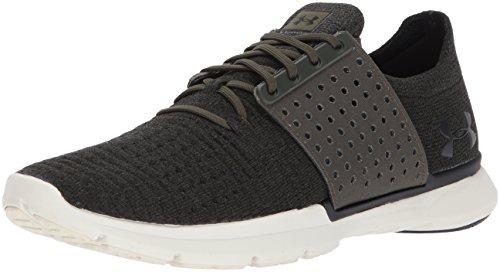 Under Armour Herren Laufschuhe Speedform Slingwrap grün 44 (Laufschuhe Grün Armour Under)