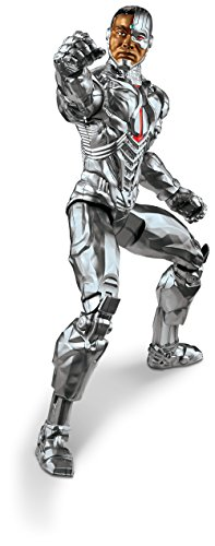 Mattel GmbH FGG82 Sammelfiguren DC Justice League Movie Basis Figur Cyborg (30 cm) Preisvergleich