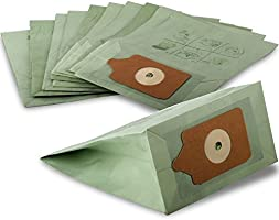 20 Pack Of Numatic Henry Hoover Replacement Vacuum Cleaner Double Layer Paper Dust Bags.