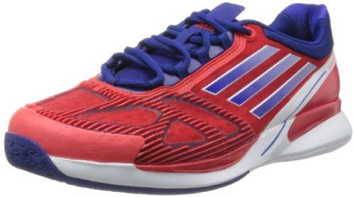 Adidas CC Adizero Feather Chaussure De Tennis blue