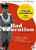 Bad Education [DVD] [2004]