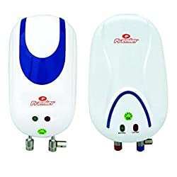 Premier Instant Water Heater / Geyser - 3 Ltr (White)