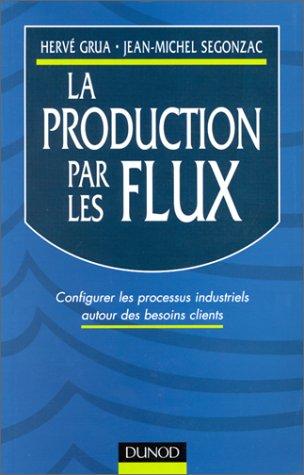 La Production par les flux? Configurer les processus industriels autour des besoins clients