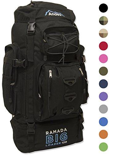 andes-black-ramada-120l-extra-large-hiking-camping-backpack-rucksack-luggage-bag