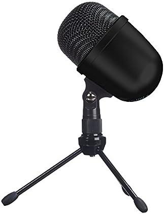 AmazonBasics - Micrófono de condensador, de sob...