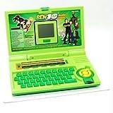 #9: Ben 10 English Learning Computer In Green Colour(No-1101E)