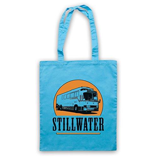 Inspiriert durch Almost Famous Stillwater Inoffiziell Umhangetaschen Hellblau