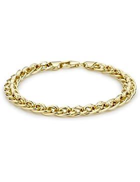Carissima Gold Damen-Armband 9 Karat (375) Gelbgold 1.22.1962