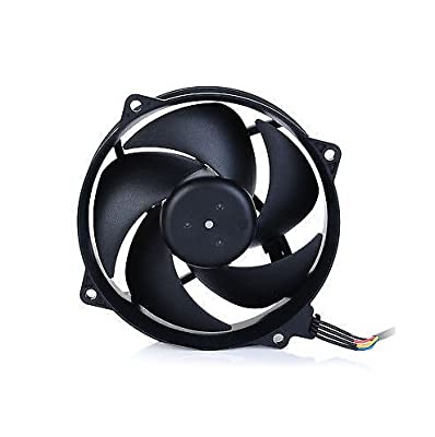 Feicuan Replacement Internal Cooling Fan Heat Sink Cooler for XBOX 360 Slim