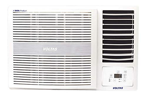 Voltas 1.5 Ton 5 Star Window AC (Copper, 185 LZH, White)