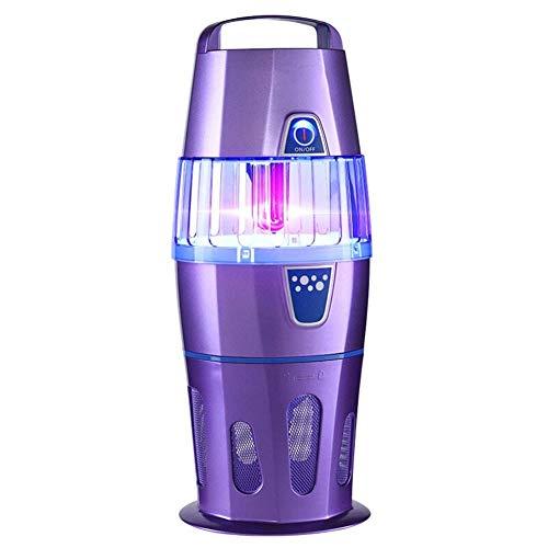 ZHANG Mückenlampe Haushaltsmückenlampe Ohne Strahlung Mute, Für Kinderchirurgie Schwangere Frauen (Farbe : Lila)