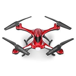 GoolRC T6 Drone Imperméable à l'Eau 2.4G 4 Canaux Gyroscope 6 Axes avec une Touche à Retourner Mode sans Tête Quadcopter RC RTF