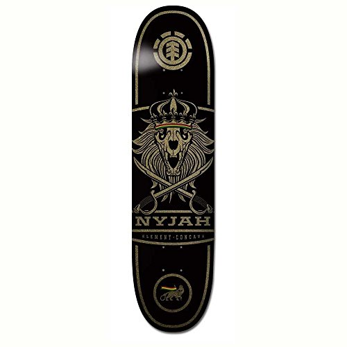 Element Skateboard Decks Nyjah Concav. (Deck Element Skateboard)