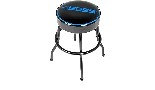 Boss bbs24 sgabello per musicista e chitarrista: amazon.it