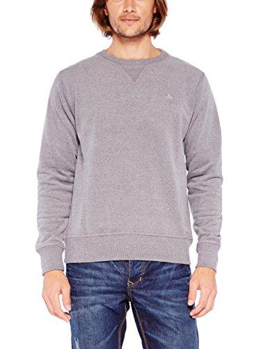 COLORADO DENIM Herren Sweatshirt Richard, Grau (Grey Melange 1090), Medium (Colorado Grau Sweatshirt)