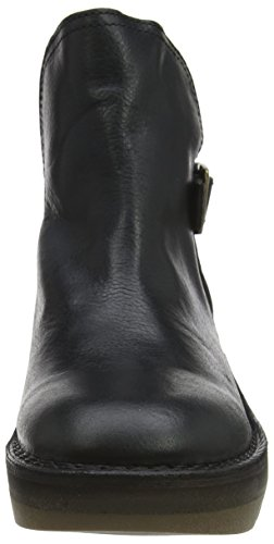 FLY London Damen Josi956fly Stiefel Schwarz (Black)