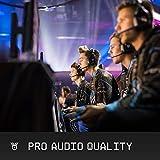 ASTRO Gaming A40 TR - Auriculares con micrófono y cable para PC, también compatibles con Mac, PlayStation 4, Xbox One, blanco