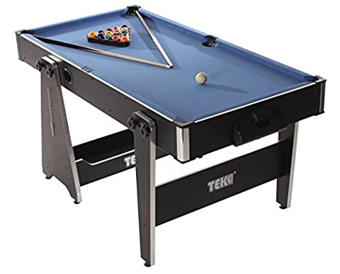 Tekscore 5-foot Folding Leg Multi Games