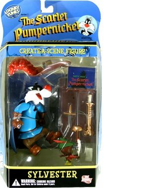figurine-looney-tunes-action-figure-scarlert-pumpernickel-sylvestre-15-cm