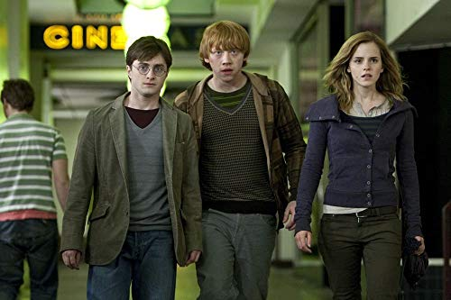 41CPD011rIL - Harry Potter Colección Completa Ed19 [DVD]