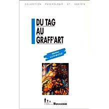 Du tag au graff'art : Les messages de l'expression murale graffitée.