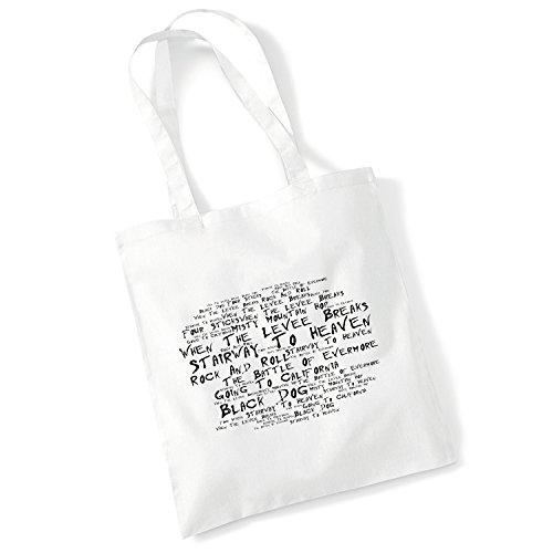 Kunst Studio Taschen-Tasche - LED Zeppelin - IV -