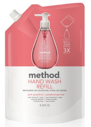 method-gel-hand-wash-refills-grapefruit-fragrance-1-litre-pack-of-2