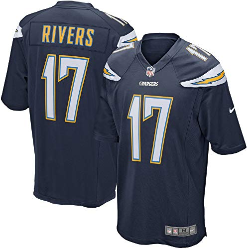 Nike NFL San Diego Chargers Home Game Jersey - Philip Rivers Medium Philip Rivers Jersey